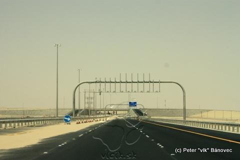 Nová diaľnica budovaná na severe