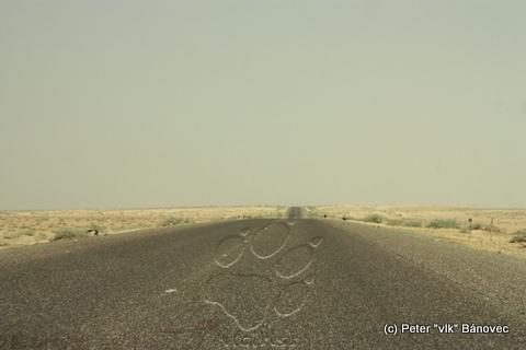 Kde sa končí diaľnica, pokračuje normálna cesta
