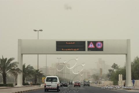 Opäť na Kuwaitských cestách