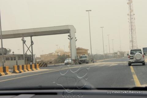 Hranica so Saudskou Arábiou