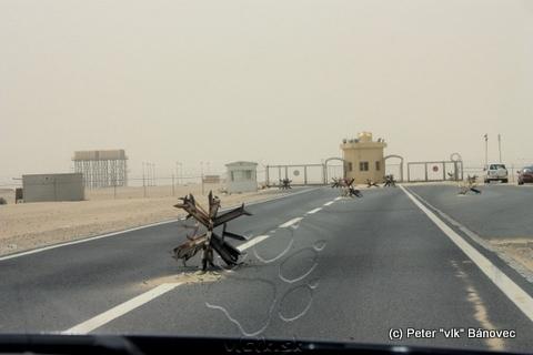 Hranica s Irákom