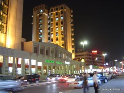 Nočný život Kuvajtu