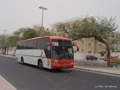 Mercedes spoločnosti KGL bus