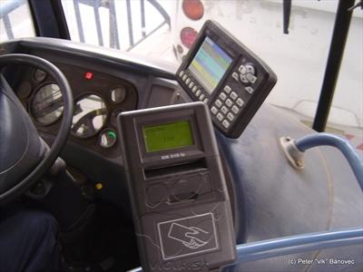 Zariadenia, ktoré máte možnosť poznať z našich autobusov (hlavne SAD) tentokrát v Kuvajte