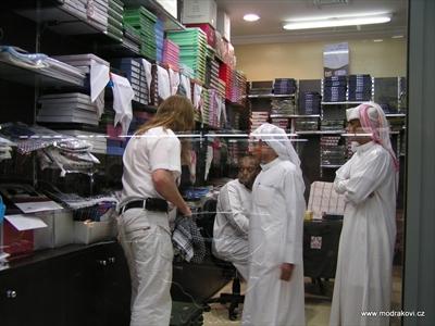 Nákup tradičných šatiek