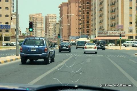 Komfortné cesty vedú aj skrz mesto