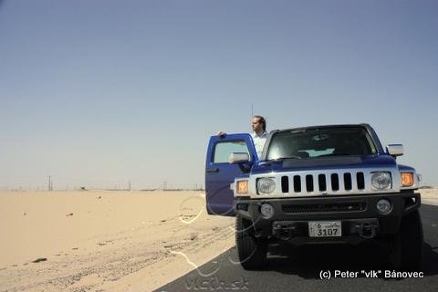 Cesta v púšti
