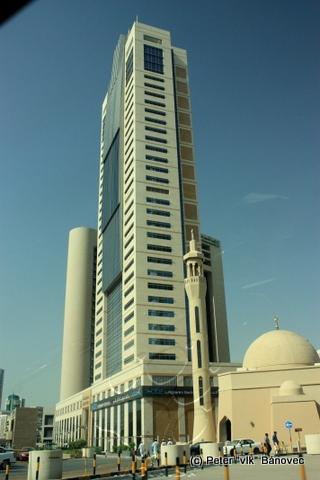 v Kuwaite sa rozmáhajú megastavby