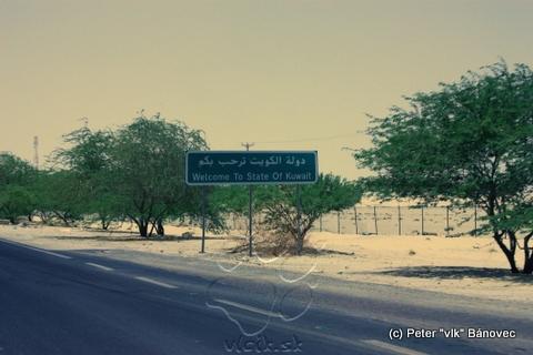 Vitajte v Kuwaite