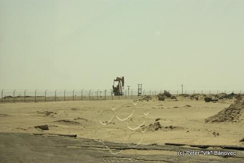 Ropné pole s ťažobnými vežami
