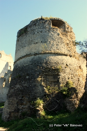 Bašta vnútorného hradu - tretia brána