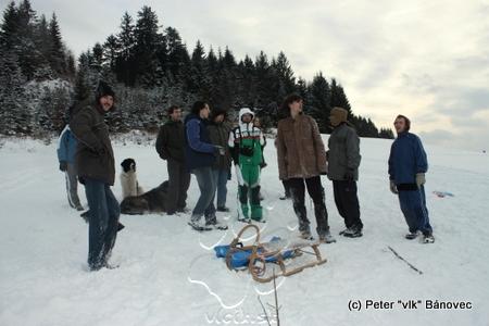 SnowFur bol na sneh bohatý - rovnako ako na výbornú atmosféru