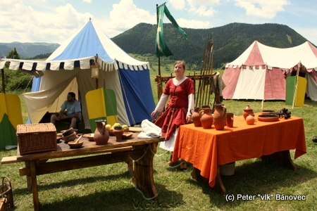 Cech Terra de Selinan a ich stany s dobovou kuchyňou