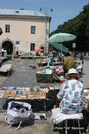 trh s knihami