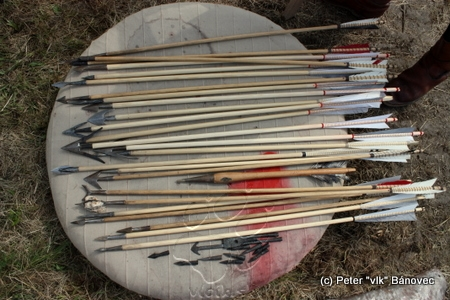 Prehliadka typov hrotov používaných lukostrelcami