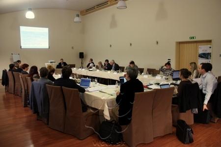 zasadnutie účastníkov projektu ATTAC