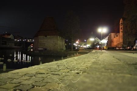 nábrežie rieky Drava v Maribore