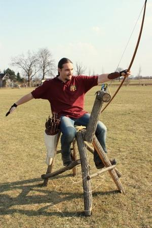 Valter cvála na koni