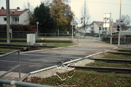 zabezpečenie prechodov ľahkej železnice