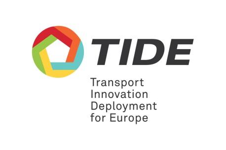 logo projektu TIDE