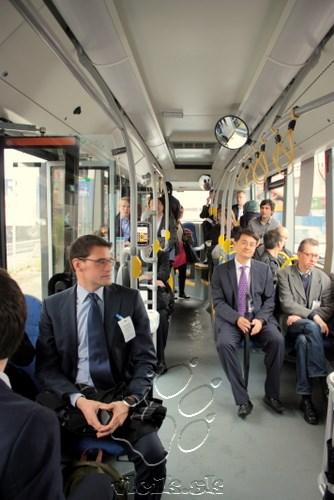 plug-in hybrid sa moc neodlišuje od iných autobusov