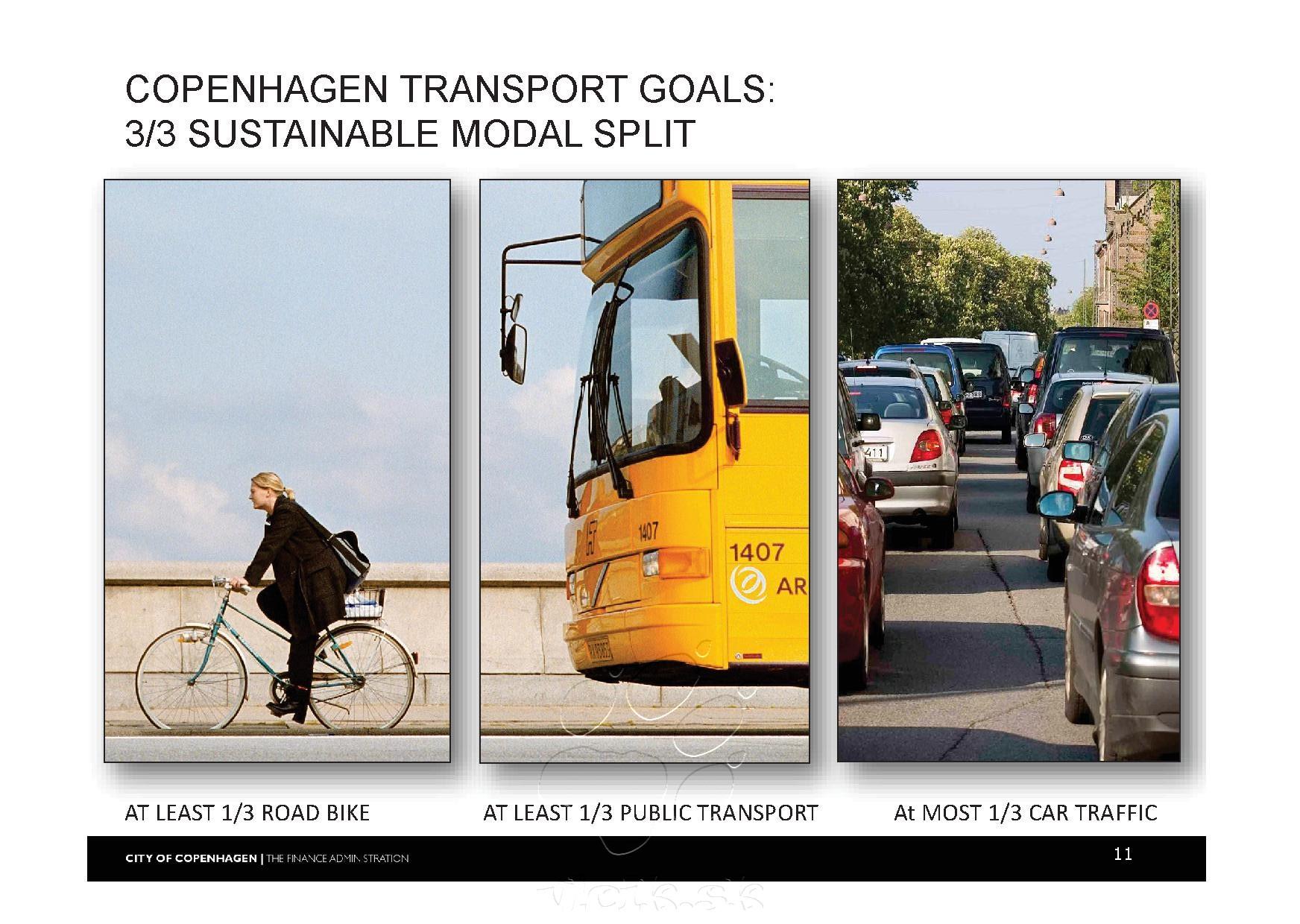 smelé plány Kodane v oblasti deľby prepravnej práce