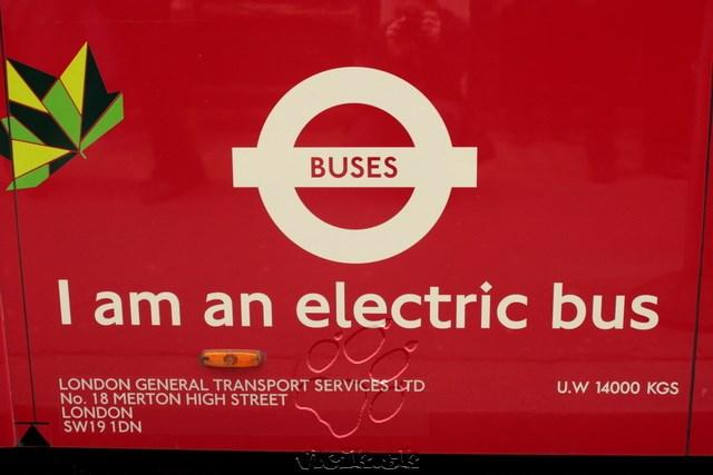 Som elektrický autobus ... alebo ako sa robí marketing
