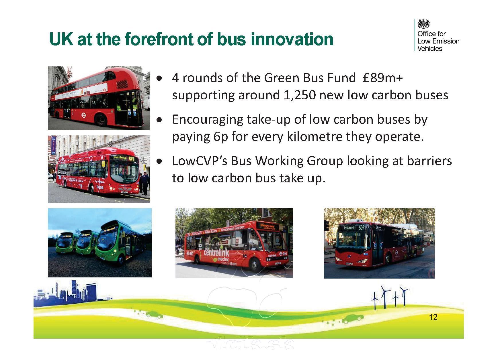 plány kancelárie pre nízko emisné vozidlá